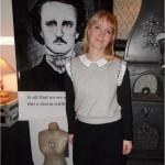 Poe at LiteraturHaus