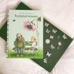 Mini Bookworm anmelder: Sommervenner