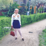 Tight Skirt, Foxy Shirt